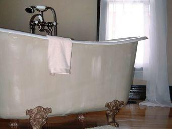 THE BATH WORKS - saracen v - Badewanne Auf Füßen