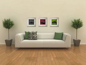 EVANATOSKY CREATION - tableaux lumineux by evanatosky création - Wanddekoration