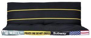 Futon Design - matelas-futon new york - Schlafcouch Matratze