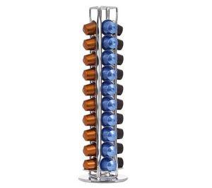 Melitta - distributeur rotatif capsules nespresso - 40 caps - Kaffekapseln Aufbewahrung