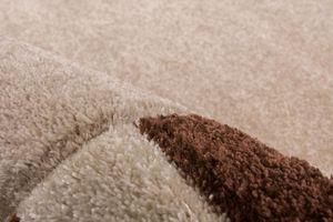 NAZAR - tapis havanna carving 120x170 beige - Moderner Teppich