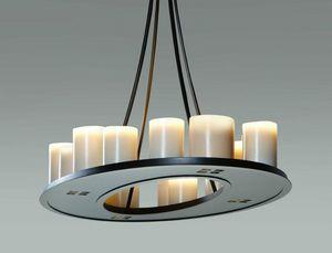 Kevin Reilly Collection - math ring - Deckenlampe Hängelampe