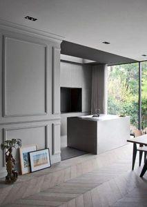 RMGB -  - Innenarchitektenprojekt Küche