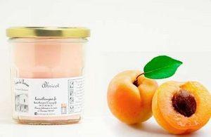 LES BOUGIES DE CHARROUX - abricot - Duftkerze