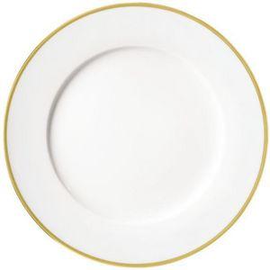 Raynaud - fontainebleau or - Flache Teller