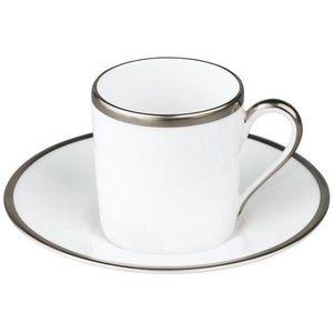 Raynaud - fontainebleau platine - Kaffeetasse