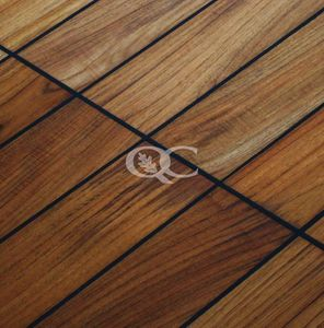 QC FLOORS - teak maritime - Parkett