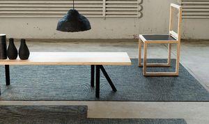 CHILEWICH - basketweave - Moderner Teppich