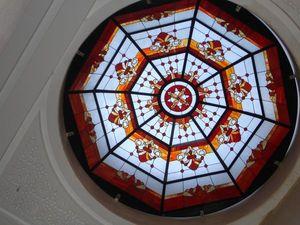 ARCHIVITRAIL -  - Buntglasfenster