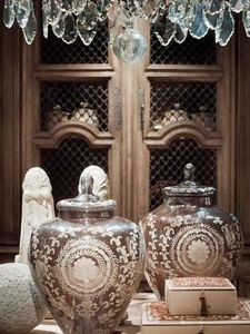 PIETER PORTERS -  - Vase Mit Deckel