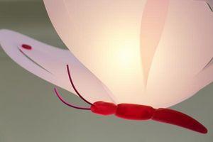 Rosemonde et michel  COUDERT -  - Deckenlampe Hängelampe