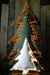 ROSE VELOURS -  - Künstlicher Weihnachtsbaum
