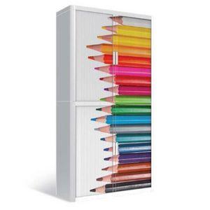 PAPERFLOW - armoire de bureau - Kleiderschrank