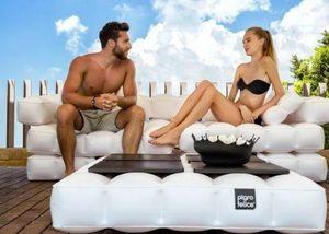 PIGRO FELICE -  - Aufblasbares Sofa