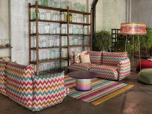 Missoni Home -  - Sitzmöbel Stoff