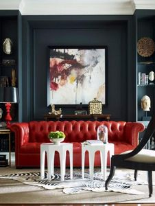 MOORE & GILES -  - Chesterfield Sofa