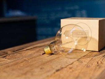 COMPAGNIE DES AMPOULES A FILAMENT - g95 - Glühbirne Filament
