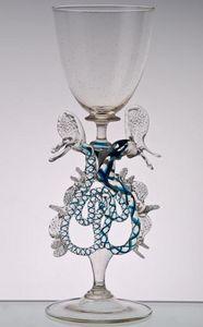 BOLLEN GLASS -  - Stielglas