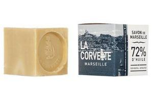 SAVONNERIE DU MIDI MARSEILLE 1894 - cube extra pur - Marseille Seife