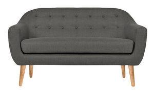 MyCreationDesign - norma gris - Sofa 2 Sitzer