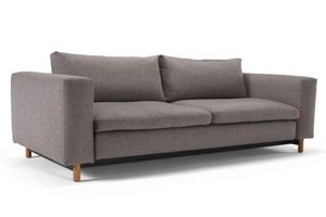 INNOVATION - canape design avec accoudoirs magni convertible li - Bettsofa