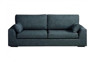 Home Spirit - canapé lit convertible tenerife tissu tweed turquo - Bettsofa