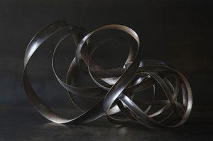 ELIE HIRSCH - exode - Skulptur