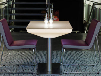 Moree - studio 75 indoor - Leuchtender Couchtisch