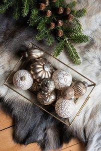 AFFARI OF SWEDEN - andromeda, nova & orion__ - Weihnachtskugel