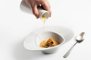 Pordamsa Design for Chefs -  - Tiefer Teller