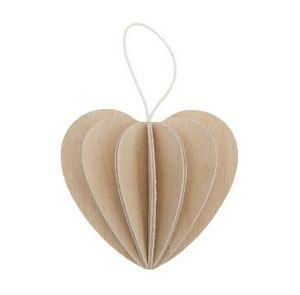 LOVI - lovi heart-- - Weihnachtsbaumschmuck