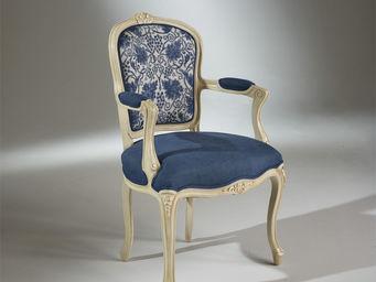 Robin des bois - fauteuil louvre vigne - Armsessel