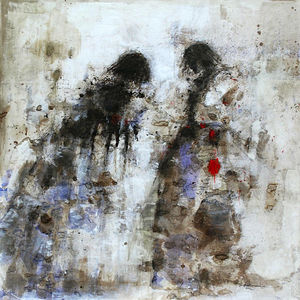 HANNA SIDOROWICZ - menines - Zeitgenössische Gemälde