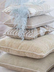 Larsen - murray wheat - Kissen Quadratisch