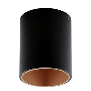 Eglo - plafonnier cylindre led polasso d10 cm - Deckenleuchte