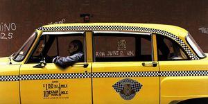 Nouvelles Images - affiche checker cab - Plakat