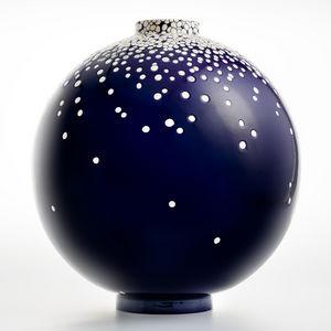 EMAUX DE LONGWY 1798/FRAGRANCE - darksnow - Große Vase