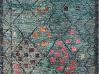 Bausol - gyanpur (star blue) - Maßgefertigter Wandteppich