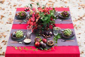 Harmony -  - Viereckige Tischdecke