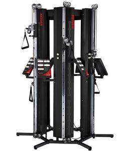 KEISER - six pack - Multifunktionales Fitnessgerät