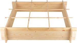 Secrets du Potager - carré potager en bois 1 mètre - Gartenkasten