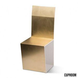 CUPROOM - cornelia gold - Stuhl