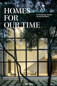 Editions Taschen - homes for our time - Deko Buch