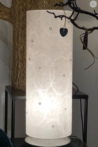LA VILLA HORTUS - papier ice - Tischlampen