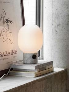 Jonas Wagell - marble - Tischlampen