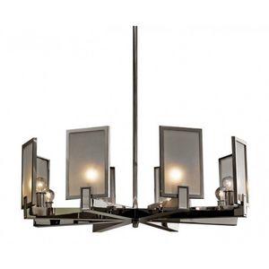 ALAN MIZRAHI LIGHTING - al0156 archer chandelier - Kronleuchter