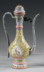 Tillier Decoration -  - Antike Karaffe