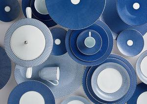 Raynaud - trésor bleu - Flache Teller