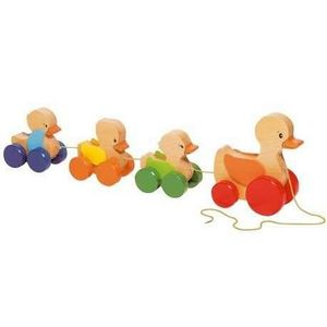 GOKI -  - Nachziehspielzeug