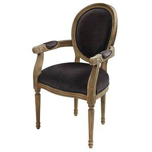 MAISONS DU MONDE - fauteuil cabriolet 1419729 - Armsessel